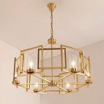 gold_sea_round_chandelier_1